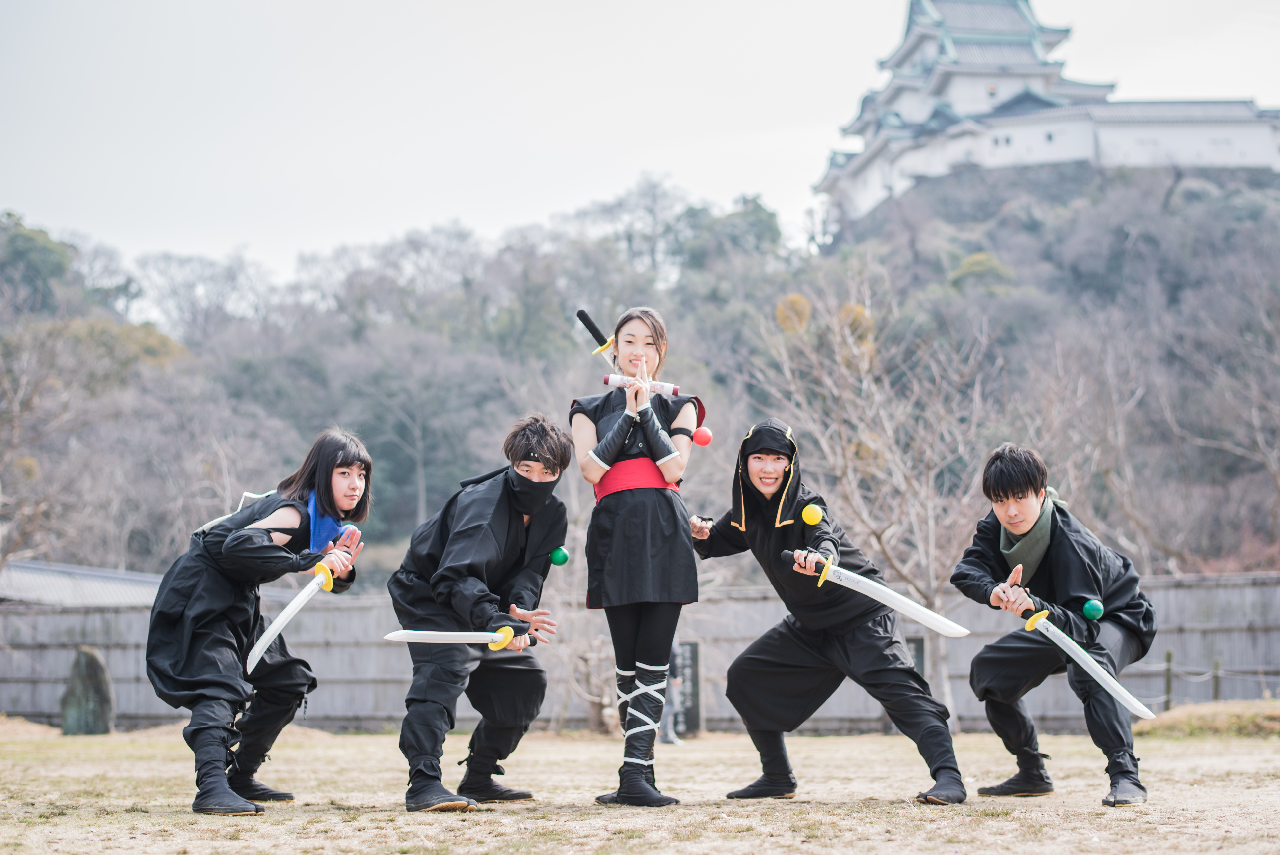 忍者合戦-SHINOBI-
