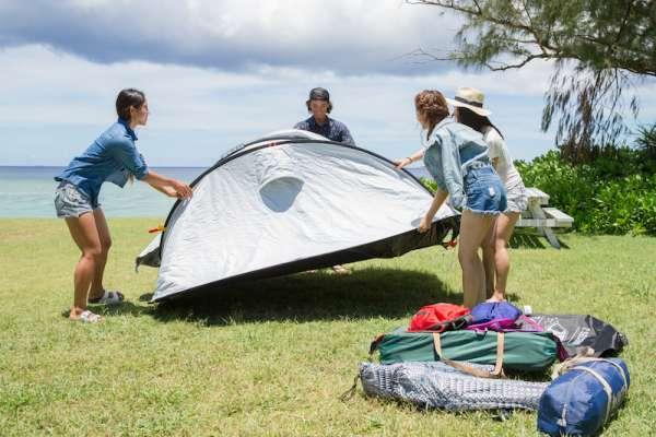 キャンプ場でアウトドアなアクティビティ!チームビルディングに役立つ社員研修5選