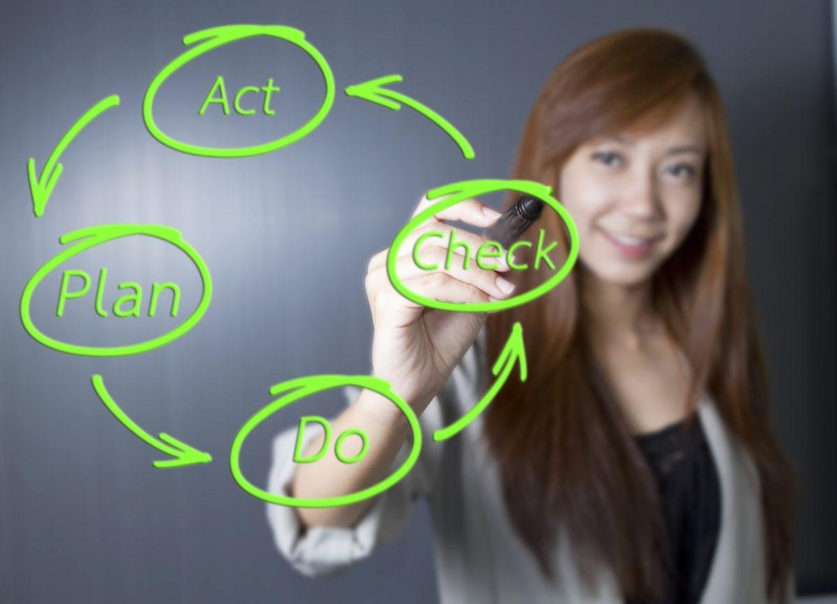 PDCAサイクルはプライベートにも役立つ最強のビジネススキル⁉