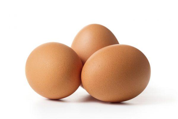 ゆで卵、生卵ゲーム