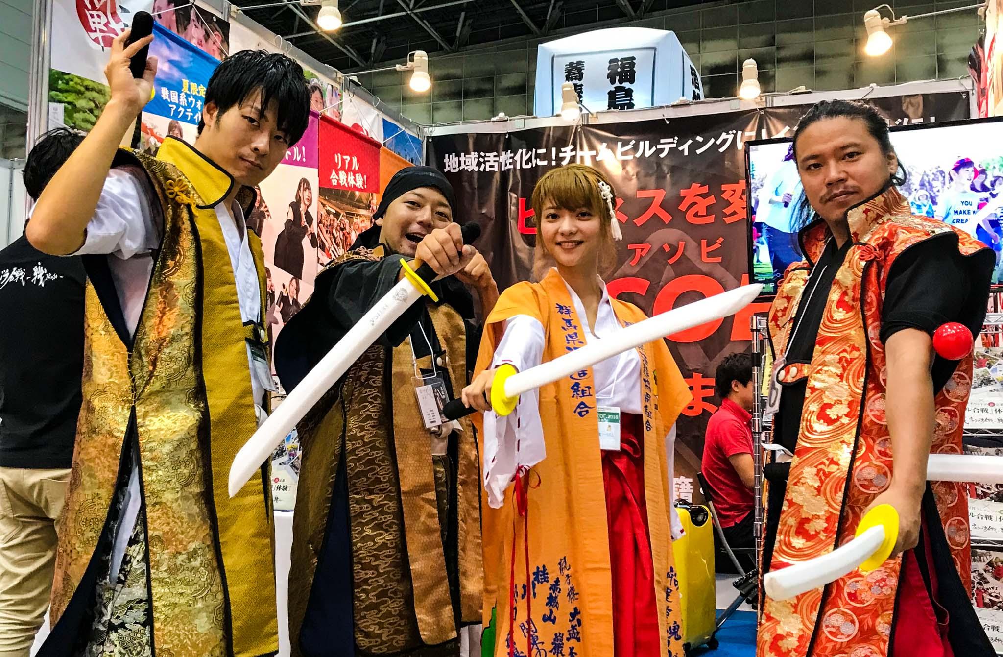 日本酒アイドルライスハートさん