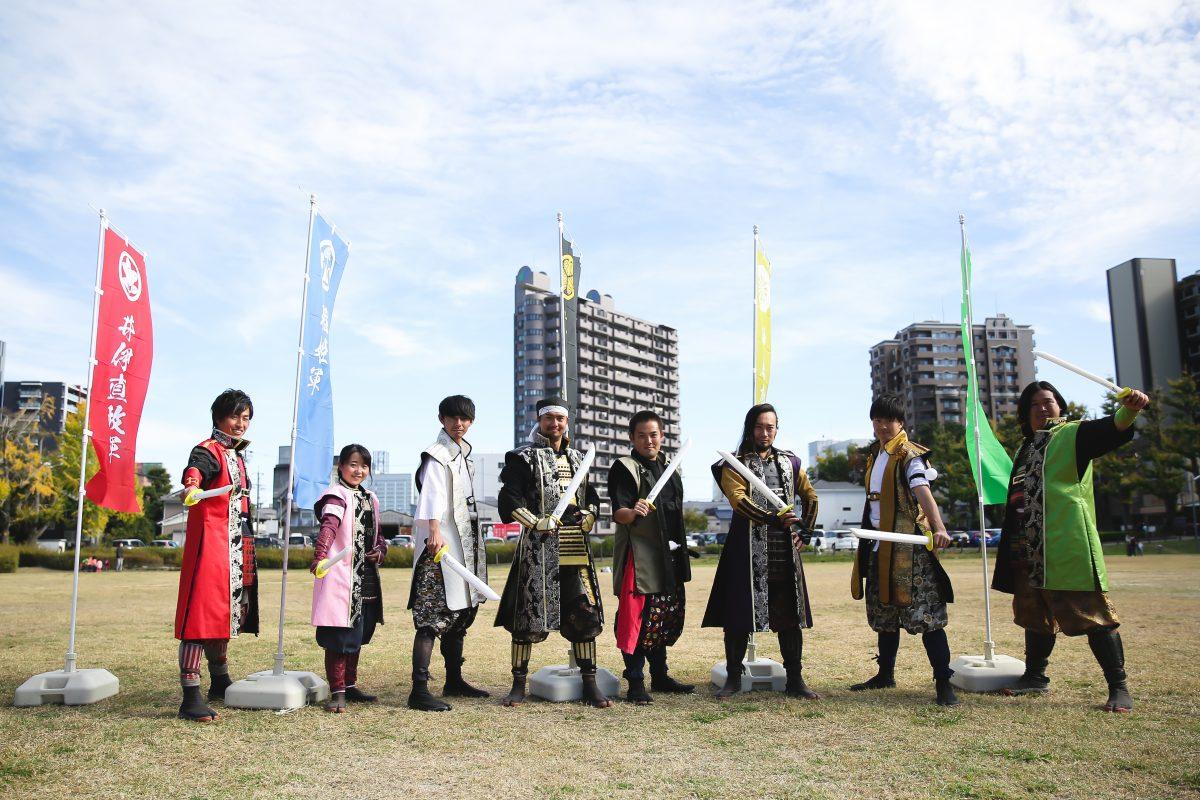 徳川四天王最強を決める戦い!岡崎城秋の陣開催レポート