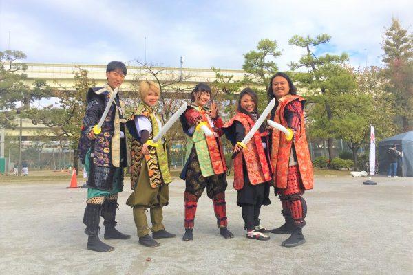 江戸っ子気分を満喫!深川名所福めぐりでお江戸チャンバラを開催!