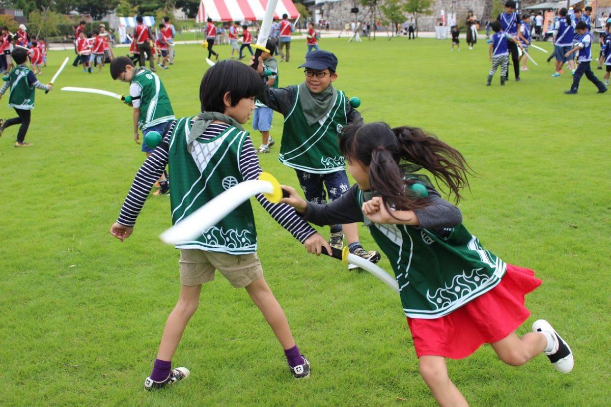 【富山城フェス 忍者合戦-SHINOBI-】開催レポート