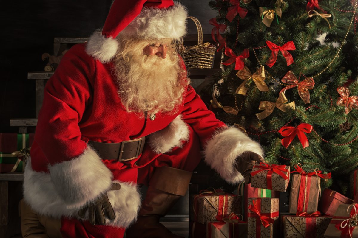 合戦武将隊のクリスマス!小さき侍に刀と命を届けたく候!
