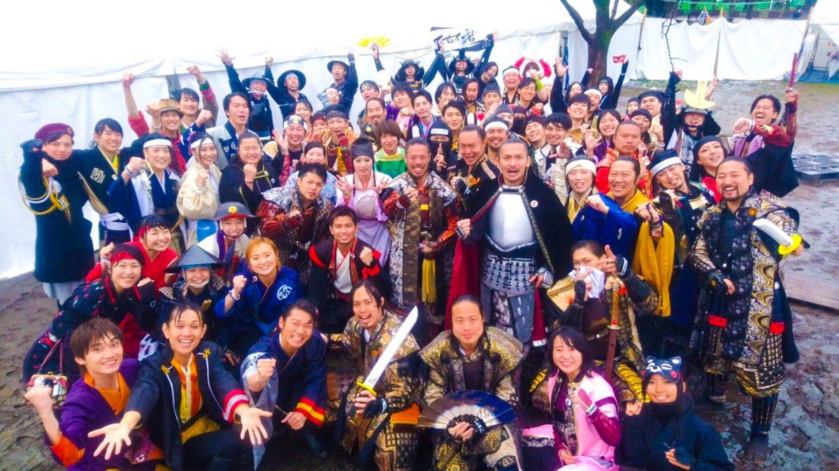 最高の武将たちによる武士の祭典!戦国パーク2019閉幕!