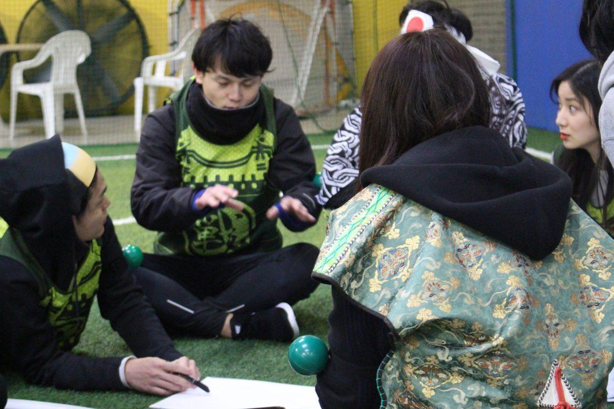 リーダシップ・チームビルディング研修「城攻め」開催レポート