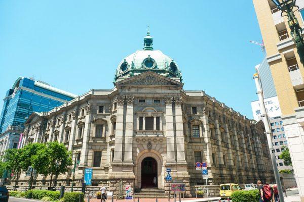 宝箱を探しながら、横浜のエリアを回遊