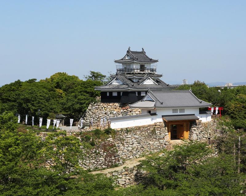 静岡・浜松への社員旅行にオススメ!出世城で知られる「浜松城」で合戦チームビルディング!