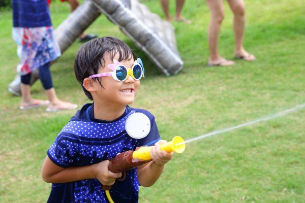 8/17 夏の陣!〜水合戦-Water Battle~ アリオ上尾でびしょ濡れイベント!