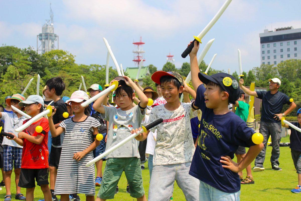 令和最初の富山まつり!まちなか戦国体験でアツい夏を盛り上げる!
