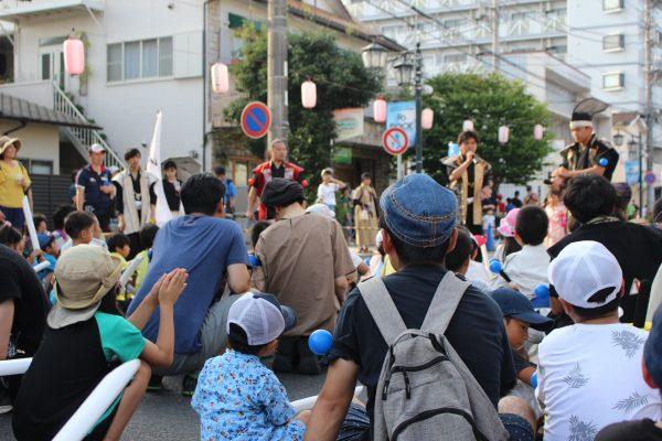 【開催レポート】ひたちなかに侍集結!その名も「サザっとイクサ」!その様子を大公開!