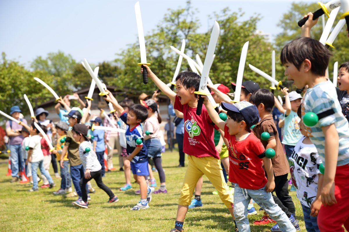 【10/26~27】チャンバラ合戦-戦IKUSA-〜調布市、秋の乱開催〜