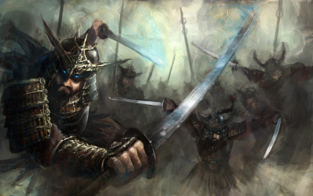 MAN OR THE LAST 侍(チャンバラ合戦-戦IKUSA-協力イベント)