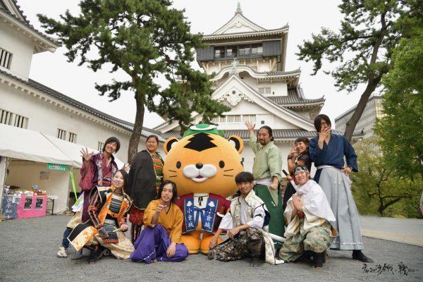 3つの武将隊が参戦!小倉城まつり チャンバラ合戦-戦IKUSA-開催レポート