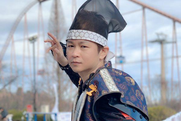 【開催レポート】新年一発目のチャンバラ合戦はよみうりランドが本能寺に!明智光秀も登場!