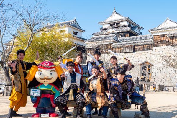令和最初の大合戦!松山城冬の陣 チャンバラ合戦開催レポート!