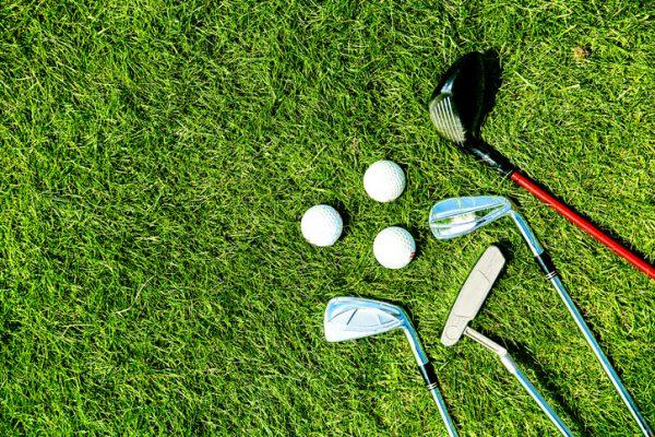 インドアゴルフ