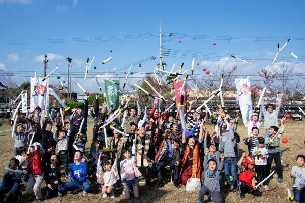 【開催実績】高取城チャンバラ合戦〜日本最強の侍決定戦〜