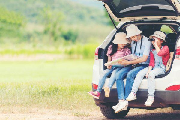 ドライブしながらお宝を手に入れよう!『宝探し・ザ・ライド』