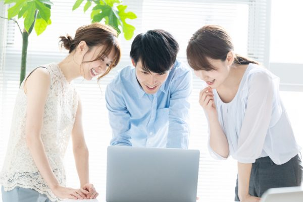 社内コミュニケーションを高める方法