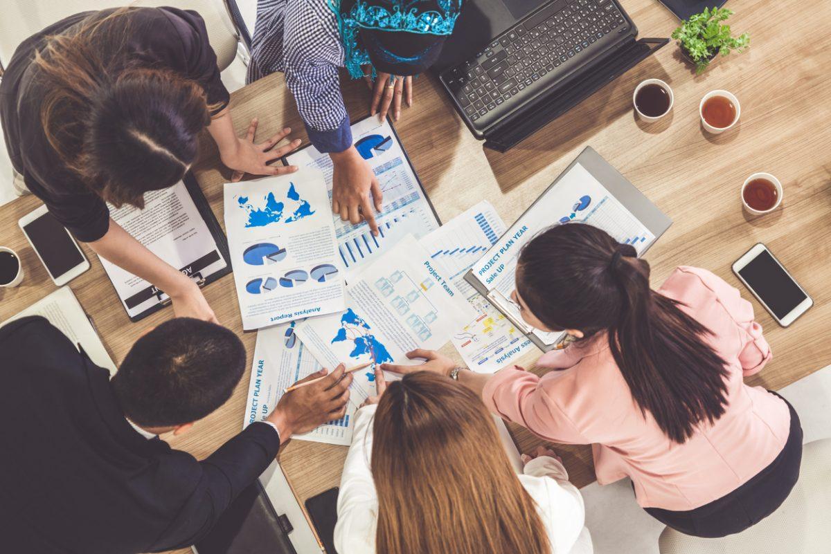 グループワークを実施する7つのメリット