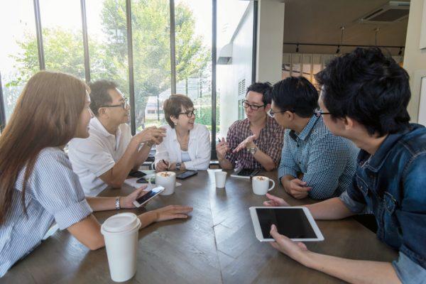 社内コミュニケーションを高めることによるメリット