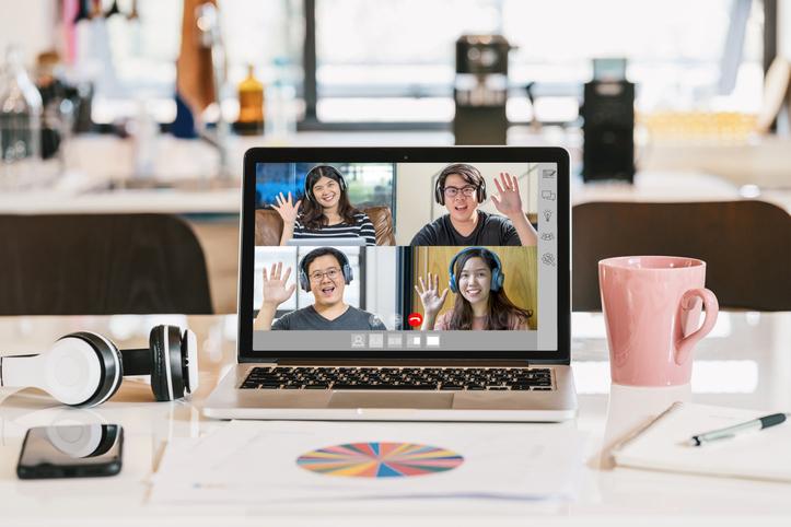 オンラインでグループワーク研修を行おう!メリットやおすすめのテーマをご紹介