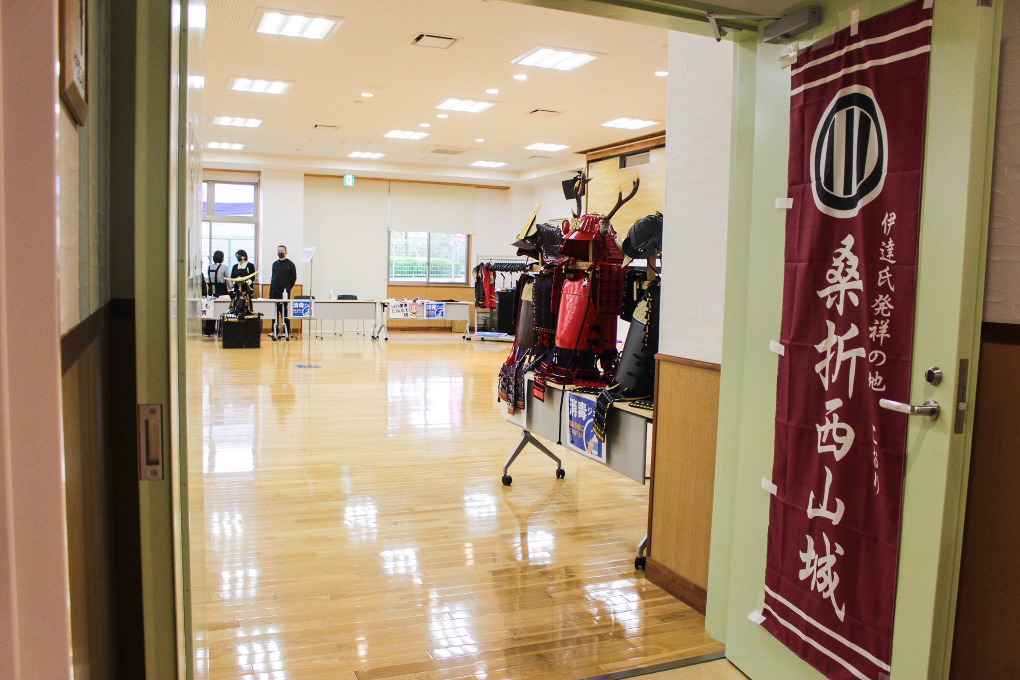 戦国ワークショップin桑折町西山城ライブ2020の様子をご紹介!