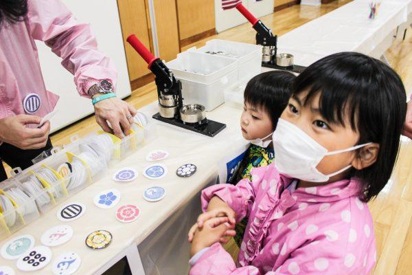 脱3密でも人とのふれあいを!福島県桑折町の地域イベントで戦国ワークショップを実施