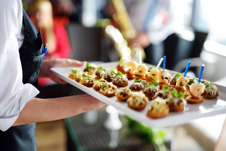 企業のイベントや宴会におすすめのケータリング業者