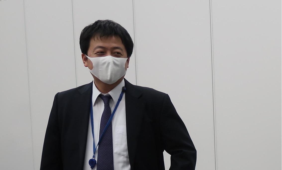 荒木副実行委員長