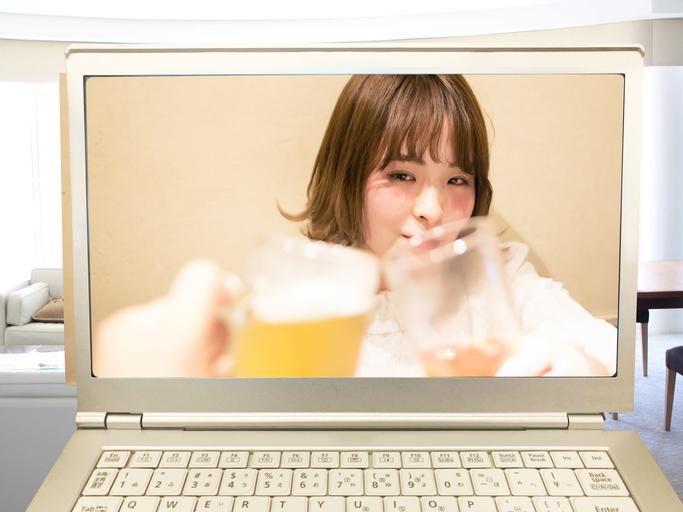 オンライン飲み会を楽しくするための7つの工夫とは? | IKUSA.JP